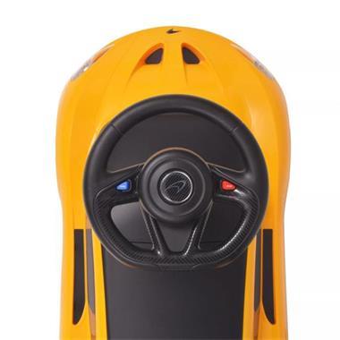 Grote foto vidaxl loopauto mclaren p1 geel kinderen en baby los speelgoed