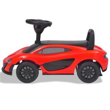 Grote foto vidaxl loopauto mclaren p1 rood kinderen en baby los speelgoed