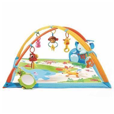 Grote foto tiny love gymini speelmat my musical friends 86x78x39 cm 333 kinderen en baby overige babyartikelen