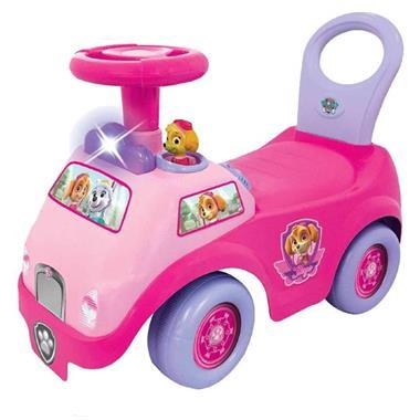 Grote foto kiddieland loopauto paw patrol skye everest roze 055079 kinderen en baby los speelgoed