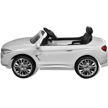 Grote foto vidaxl bmw speelgoedauto met afstandsbediening wit kinderen en baby los speelgoed