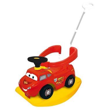 Grote foto kiddieland auto 4 in 1 activity ride on racer 502522 kinderen en baby los speelgoed