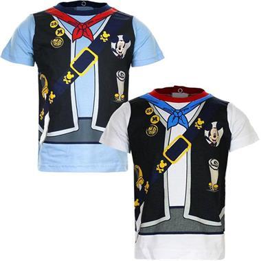 Grote foto wit mickey mouse t shirt met korte mouwen kinderen en baby overige