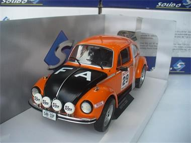 Grote foto solido 1 18 vw volkswagen kever beetle rally hobby en vrije tijd 1 18