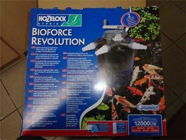 Grote foto hozelock bioforce 12.000 uvc drukfilter dieren en toebehoren vissen accessoires