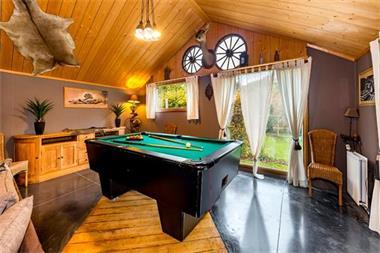 Grote foto vakantiehuis 10 personen met sauna aan de ourthe vakantie belgi