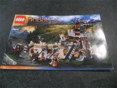 Grote foto lego boekje 79012 kinderen en baby duplo en lego