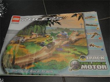 Grote foto lego boekje 4588 kinderen en baby duplo en lego