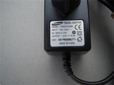 Grote foto adapter of lader transfo oplader dc 5v doe het zelf en verbouw elektra en kabels