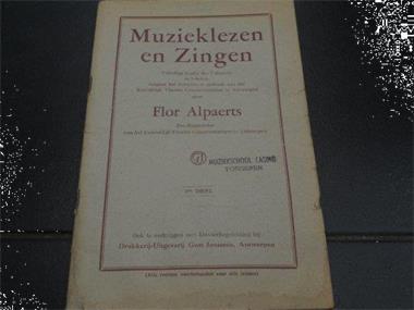 Grote foto boek muziek lezen en zingen boeken muziek