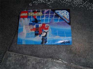 Grote foto lego boekje 3614 kinderen en baby duplo en lego