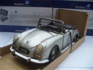 Grote foto tinplate collectables 1 12 porsche 356 cabrio hobby en vrije tijd 1 5 tot 1 12