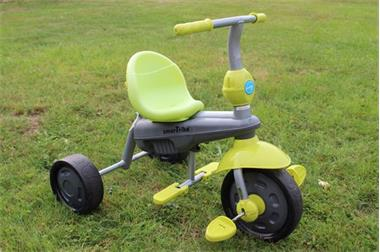 Grote foto driewieler smartrike duwfiets fietsen en brommers driewielers