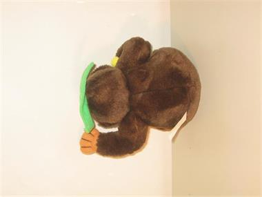 Grote foto aapje met banaan imp.a m christiaens kinderen en baby knuffels en pluche
