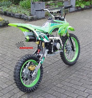 Grote foto crosser extreme 125cc 14 17 inch wielen fietsen en brommers overige fietsen en brommers