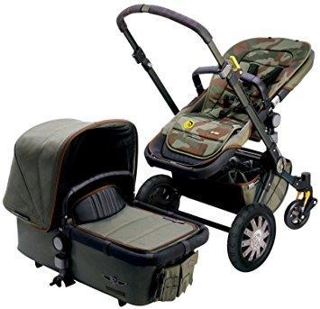 Grote foto bugaboo diesel cameleon3 camo special edition kinderen en baby kinderwagens