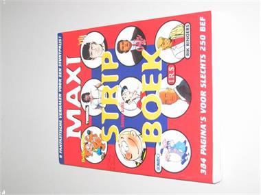 Grote foto maxi stripboek 9 fantastische verhalen boeken stripboeken