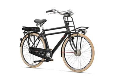 Grote foto batavus x posure e go deluxe heren 7v mat zwart 2018 fietsen en brommers elektrische fietsen