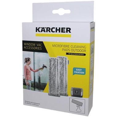 Grote foto karcher microvezel pad outdoor huis en inrichting overige huis en inrichting