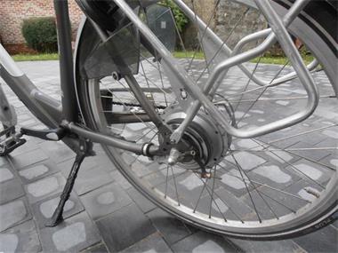 Grote foto electrische damesfiets sparta fietsen en brommers elektrische fietsen