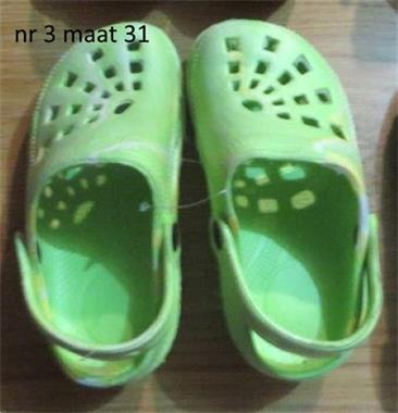 Grote foto kinder crocs klompjes slippers 30 31 32 34 nieuw kinderen en baby schoenen voor jongens