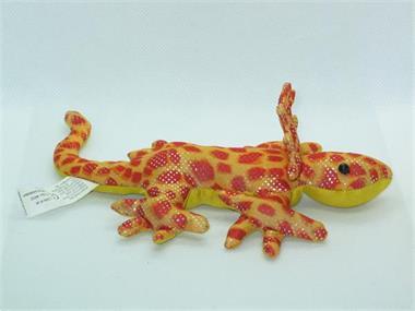 Grote foto gekko hagedis l. drake kinderen en baby knuffels en pluche