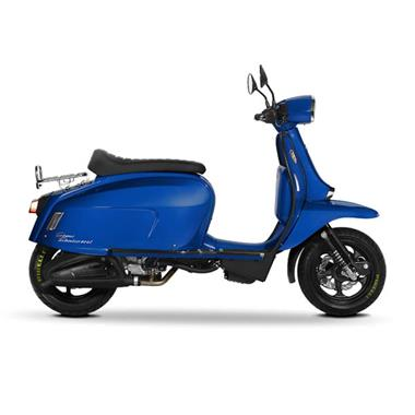 Grote foto scooter scomadi tt 125cc fietsen en brommers scooters