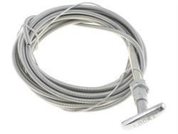 Grote foto choke kabel 4 5 meter lang artikelnummer 55201 auto onderdelen overige auto onderdelen