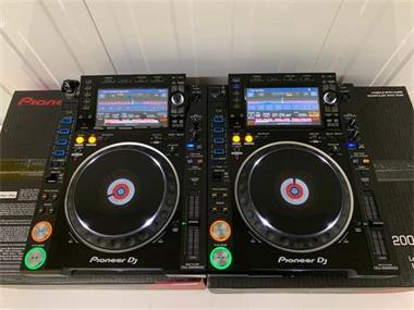 Grote foto pioneer ddj sx3..500 eur pioneer xdj rx2..820 eur muziek en instrumenten dj sets en draaitafels