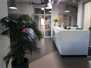 Grote foto te huur kantoorruimte corkstraat 46 rotterdam huizen en kamers bedrijfspanden