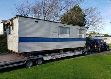 Grote foto afvoer van uw oude caravan wij halen gratis op caravans en kamperen caravans