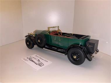Grote foto rolls royce phantom i cabriolet 1926 1 18 hobby en vrije tijd 1 18