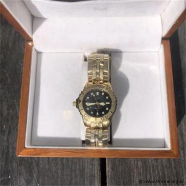 Grote foto jaques richal horloge in veiling bij proveiling kleding dames horloges