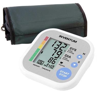 Grote foto inventum bda432 bovenarm bloeddrukmeter 20as 844 sport en fitness overige sport en fitness