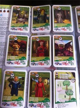 Grote foto de verkenners speelkaarten delhaze verzamelen speelkaarten jokers en kwartetten