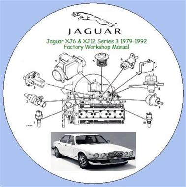 Grote foto jaguar xj6 xj12 serie 3 1979 1992 auto diversen handleidingen en instructieboekjes