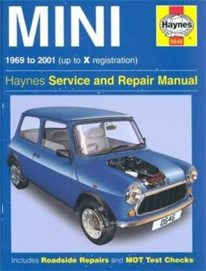Grote foto austin mini 1969 2001 werkplaatshandleiding auto diversen tuning en styling