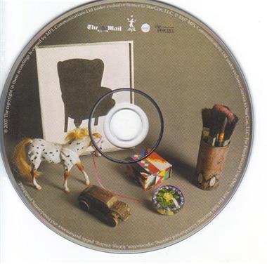Grote foto promo cd paul mccartney memory almost full muziek en instrumenten cds minidisks cassettes
