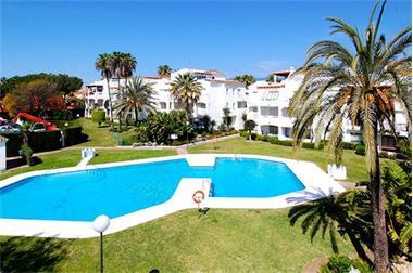 Grote foto beachside penthouse te koop marbella costa del sol vakantie spaanse kust