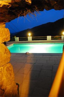 Grote foto vakantiewoning met zwembad in zuidelijke ard che vakantie frankrijk