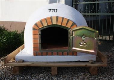 Pizza Oven Tuin : Houtgestookte pizza oven steenoven broodoven110cm kopen overige