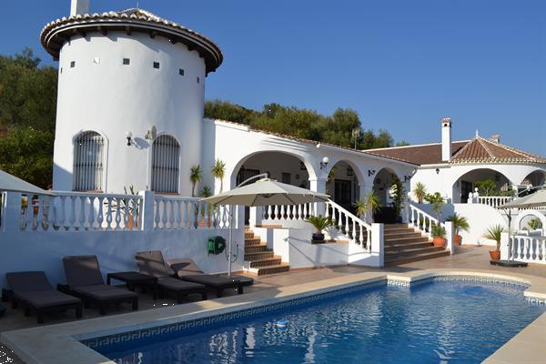 Grote foto deluxe villa met priv zwembad en alle comfort vakantie spanje