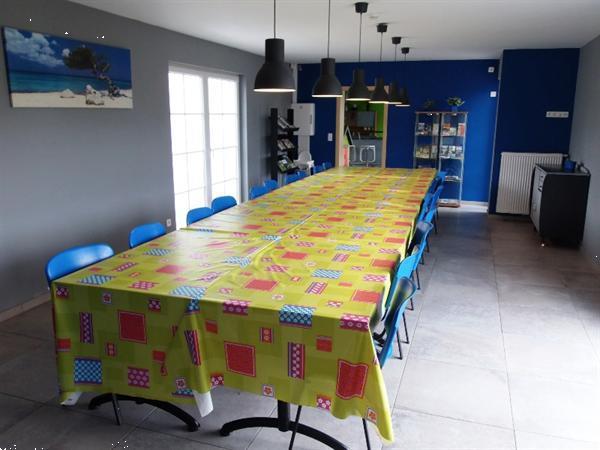 Grote foto groepsaccommodatie tot 30p met jacuzzi vakantie belgi