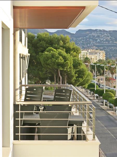 Grote foto altea appartementen ancora tss calpe en benidorm vakantie spanje