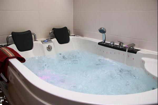 Grote foto chalet voor 9p met zwembad sauna en jacuzzi vakantie belgi