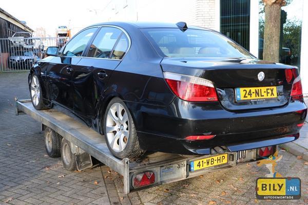 Grote foto bily enter autodemontage bmw e60 530d sedan 2003 auto onderdelen motor en toebehoren