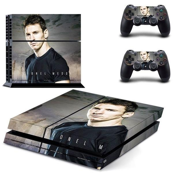 Grote foto 117 sticker skin wrap ps4 stickers playstation 4 2x contro spelcomputers games overige merken