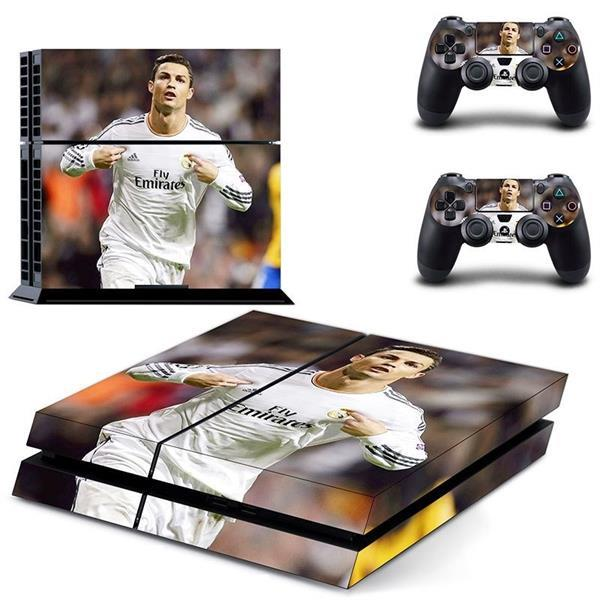 Grote foto 118 sticker skin wrap ps4 stickers playstation 4 2x contro spelcomputers games overige merken