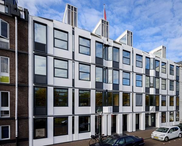 Grote foto te huur kantoorruimte den haag koninginnegracht 10 huizen en kamers bedrijfspanden