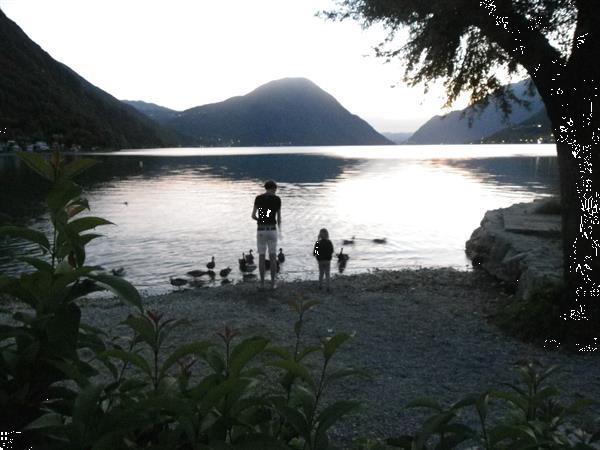 Grote foto chalet stacaravan huisje huren luganomeer vakantie overige vakantiewoningen huren
